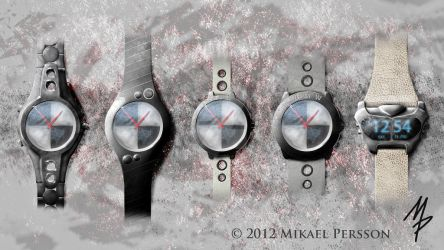 Watches - help me choose by micke1989