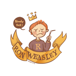 Ron by albus119
