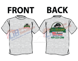 LIB - Turf and Landscape Works Shirt by simplemanAT