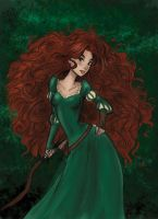 Merida by Ratgirlstudios