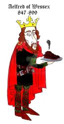 Alfred the Great by ViniSalesi