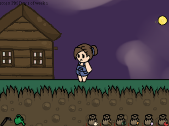 I Participated in a Game Jam! by lilybugged