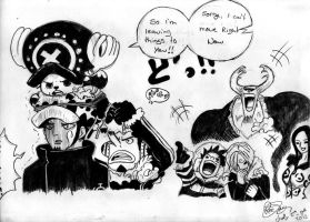Law and Chopper (chapter 662) by ReeLay