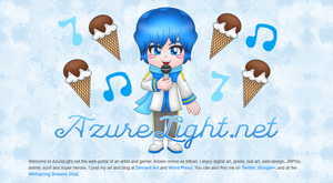 Kaito layout by MikariStar