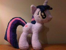 Twilight Sparkle Commission for Draggadon by caashley