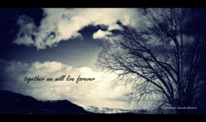 together we will live forever by oberst176