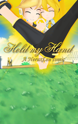 MMD Hold My Hand A NeruxLen Comic by AkitaFanZ