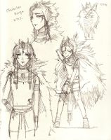 Character Design-VITIS by 1602timemachine