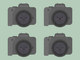 Cute Cameras by apparate