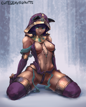 Menat #5 by cutesexyrobutts