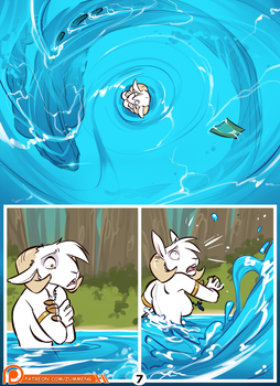 PG 7 - Gift from the Water God by Zummeng