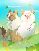 Windclan's Spring Festival by pumpkabooo