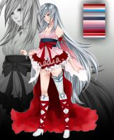ADOPTABLE AUCTION 12 [CLOSED] by Anadia-Adopts