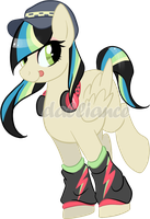 Pony Auction 09 [CLOSED] by SILK-RIBBON