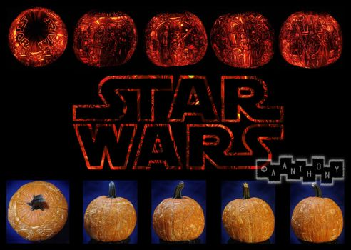 Pumpkin Wars by A--Anthony