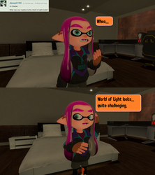 Ask the Splat Allies #19 - Challenge Reaction by TheCriticalKidd