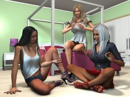 Girlsplayroom by butre3004