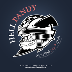 Pandy Sci-Fi Club by metalkid