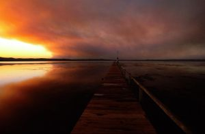 The Jetty by jbrum