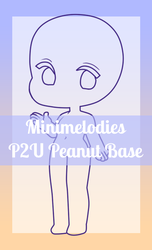 P2U Peanut Base by MiniMelodies