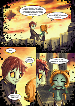 A Serene Prison - Chapter 1 Page 13 by StellaB