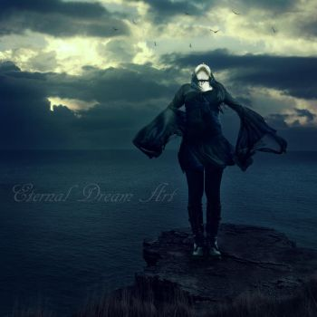 Moments of Solitude by Eternal-Dream-Art