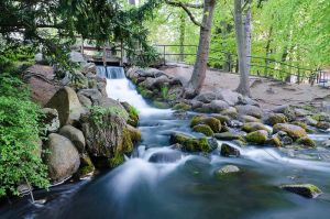 Small Waterfall #1 by JasterM