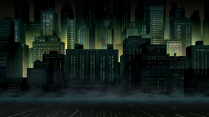 Gotham City Background 7 by PhoenixInTheSnow