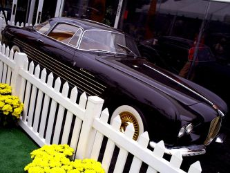 RARE 1 of 2 1953 Cadillac Ghia by Partywave