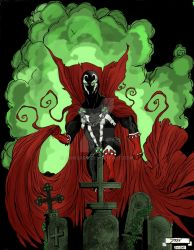 spawn by JAWSART