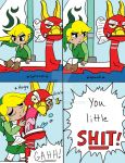 Zelda WW Comic 110 by Dilly-Oh