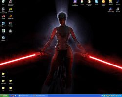 Star Wars Desktop no.2 by ava-angel