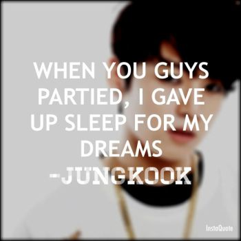 Jung Kook Quote by phantom2409