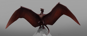 Sad Rodan by Tapwing