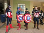 Captain America Cosplay by videogameking613
