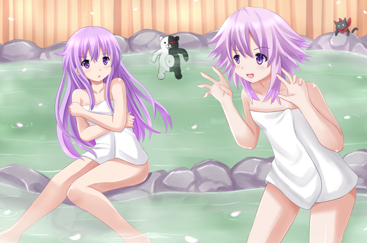 Nep~nep~bath~ by Kazenokaze
