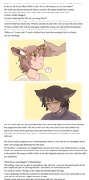 The Ravenous Wolf-- page 2 by Teddybear-93