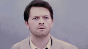 Confused Cas by CBaddict