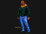 Luke Cage by HendryRoesly