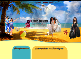 Selena Gomez Come and Get It Layout by Lexigraphic