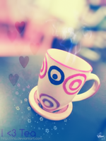 I Love Tea by iria