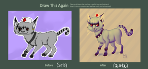 Drawn this again .:Contest:. by Gamibrii