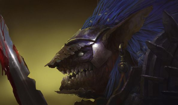 troll by Zoonoid