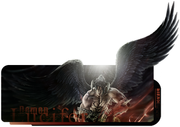 Devil Jin: Lucifer by Nith-Torrang