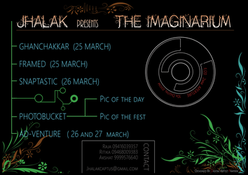 Photography Club Main Poster by askprateek