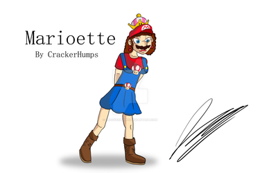 Marioette by CrackerHumps