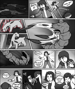 IJGS: Soul Silver Edition - Chapter 5 Page 3 by BlazeDGO