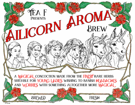 Ailicorn Aroma Tea (clean version) by nothere3