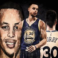 STEPHEN CURRY MVP by AYGBMN