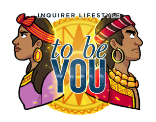 To Be You logo for the Philippine Daily Inquirer by jmamante02